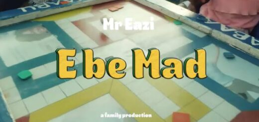 Lyrics e be mad by Mr Eazi