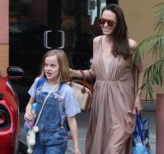 Vivienne Jolie Pitt biography