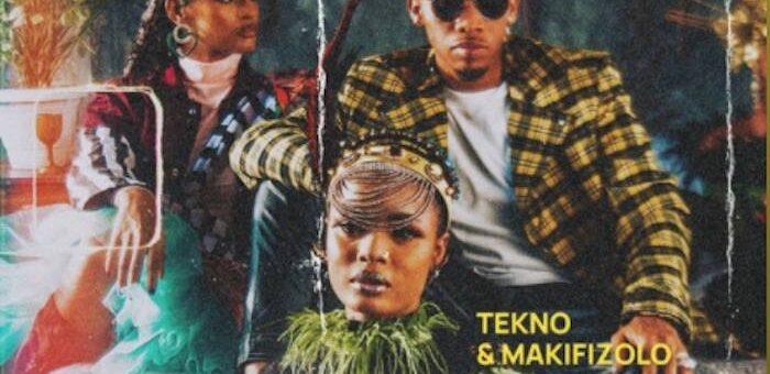 Lyrics Enjoy by Tekno remix