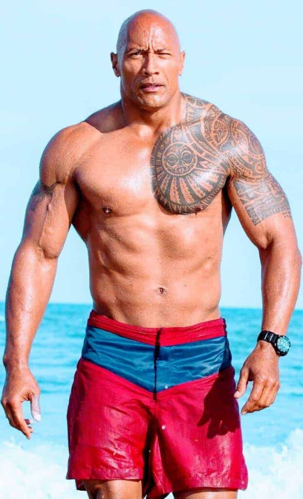 How Tall is Dwayne Johnson (The Rock) Height