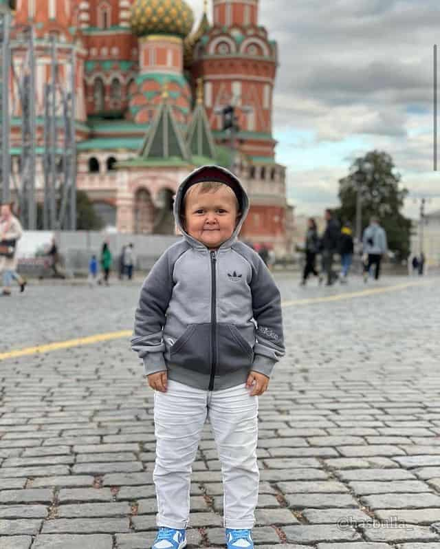 Hasbulla Magomedov Biography, Age, Birthday, Net Worth, Instagram, Height, Wiki